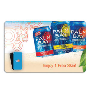 Promotional Pre-paid Phone Cards-SKIN-B-01