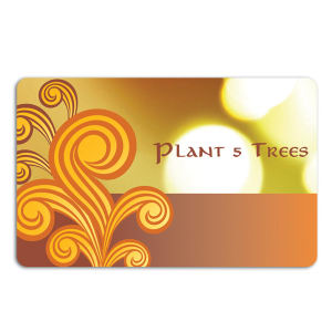 Promotional Pre-paid Phone Cards-TREE-F-05