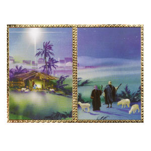 Promotional Greeting Cards-XMM0313-180