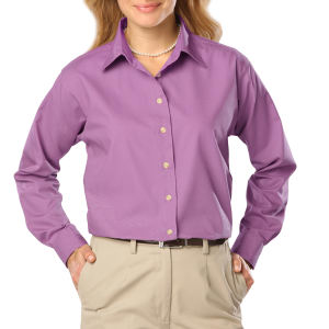 Promotional Button Down Shirts-BG-6216
