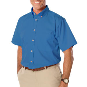 Promotional Button Down Shirts-BG-8213S