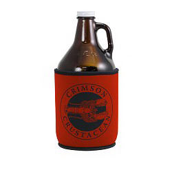 Neoprene Growler Cover -