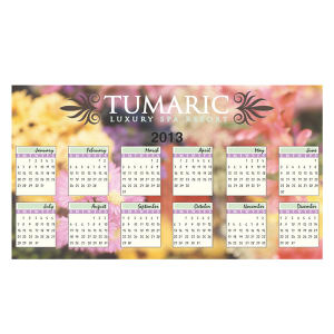 Promotional Magnetic Calendars-MGCLXL