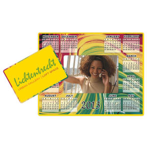 Promotional Magnetic Calendars-MGSPFL20