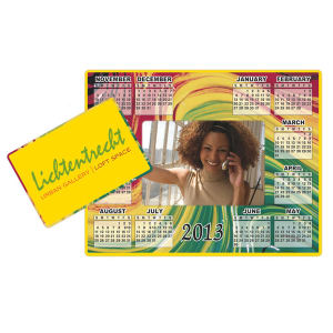 Promotional Magnetic Calendars-MGSPFL30