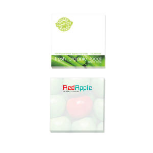 100 Sheet Adhesive notepad,