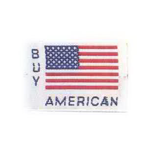 Promotional Patches-9514-CCC
