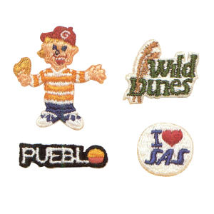 Promotional Patches-