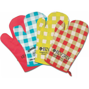 Promotional Oven Mitts/Pot Holders-K218