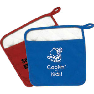 Promotional Oven Mitts/Pot Holders-K234