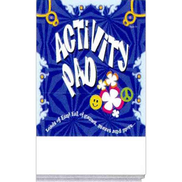 Activity pad fun pack