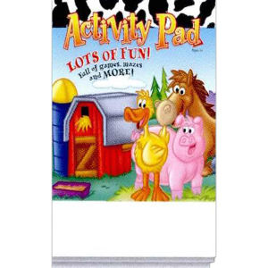 Promotional Coloring Books-0070