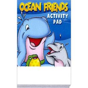 Ocean Friends activity pad