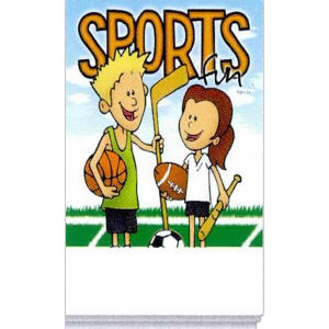Sports Fun activity pad
