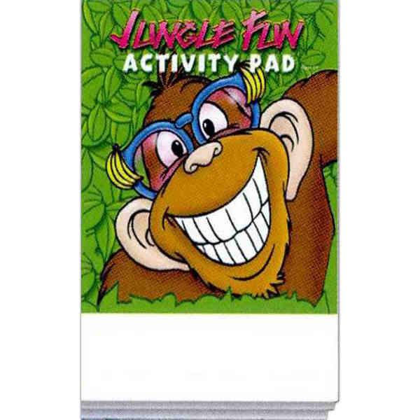Jungle Fun activity pad