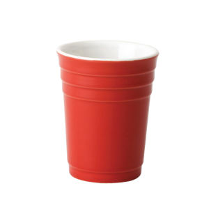 Promotional Stadium Cups-337RED/WT