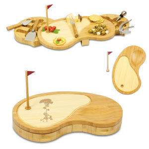 Golf green cutting/cheese board