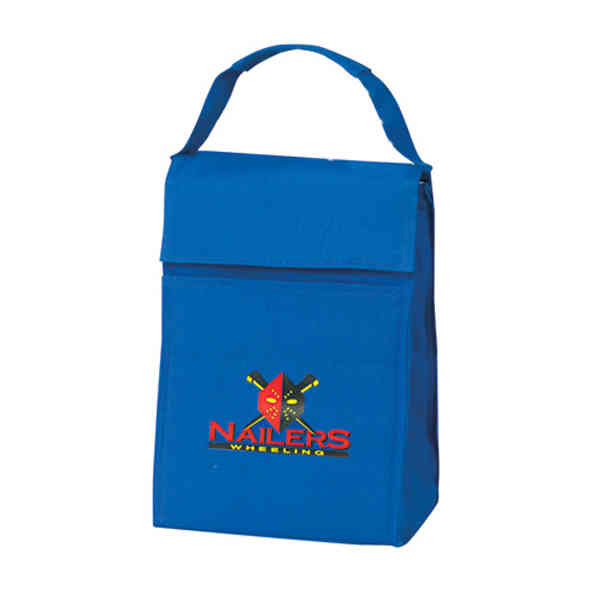 Refreshing insulated lunch bag