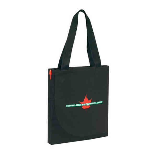 Tote bag with easy
