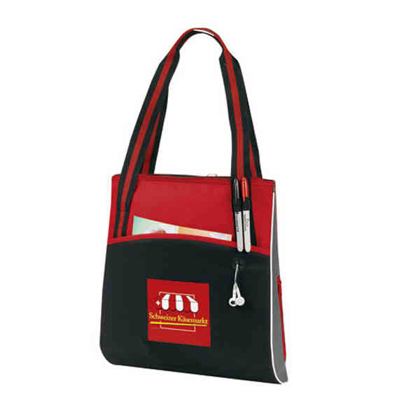 Tote bag with one