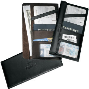 Promotional Passport/Document Cases-LG-9133