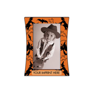 Customized Promo Halloween Picture Frame