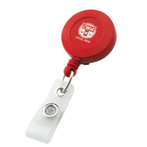 Promotional Retractable Badge Holders-BADGE-REEL-R