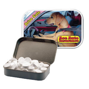 Promotional Pet Accessories-MINTS-DOG