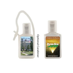Promotional Antibacterial Items-SANITIZER-FLAT