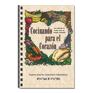 Promotional Cookbooks-