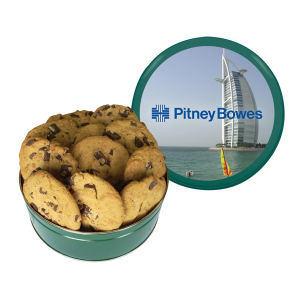 King size cookie tin