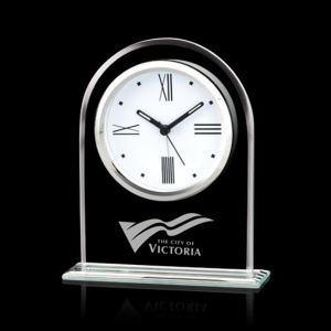 Promotional Desk Clocks-CLK8611