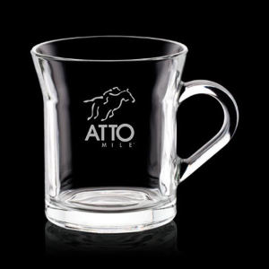 Promotional Glass Mugs-MUG2231