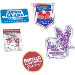 Promotional Labels, Decals, Stickers-719