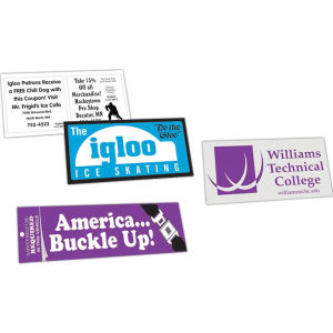 Promotional Bumper Stickers-407