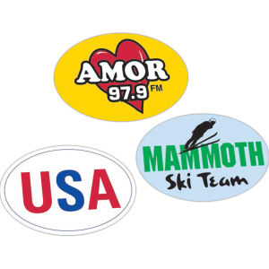 Promotional Bumper Stickers-408