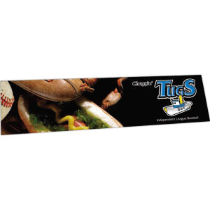 Promotional Bumper Stickers-435
