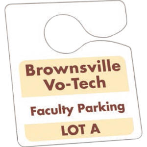 Promotional Parking Permits-584-01