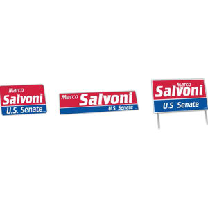 Promotional Bumper Stickers-4501