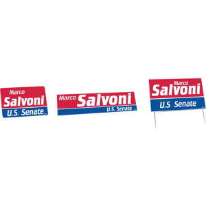 Promotional Bumper Stickers-4502