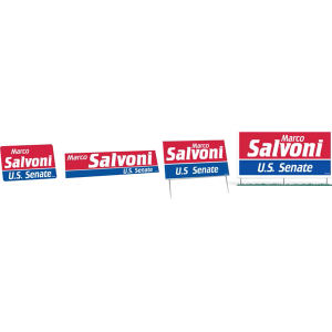 Promotional Bumper Stickers-4503