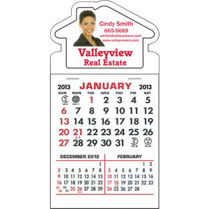 Promotional Magnetic Calendars-4776