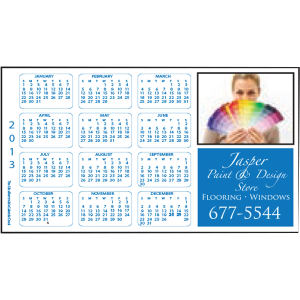 Promotional Magnetic Calendars-4670