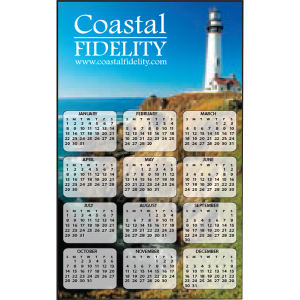 Promotional Magnetic Calendars-4671
