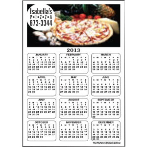 Promotional Magnetic Calendars-4677