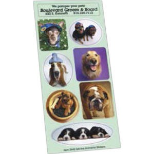 Promotional Labels, Decals, Stickers-3445