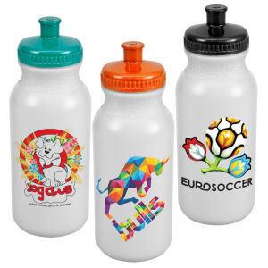 4 Color Process Sports Bottle