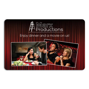 Promotional Gift Cards-DAM-A-01