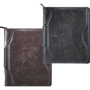 Brixen - Zippered padfolio