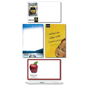 Promotional Wipe Off Memo Boards-3000